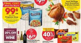 1. Fred Meyer Weekly Ad Boise September 22 - 28, 2021