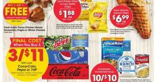 1.Fred Meyer Weekly Ad Coupons September 15 - 21, 2021