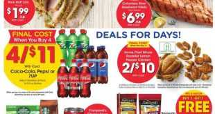 1. Fred Meyer Weekly Ad Seattle September 29 - October 5, 2021
